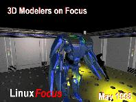 [LinuxFocus on 3D modelling]