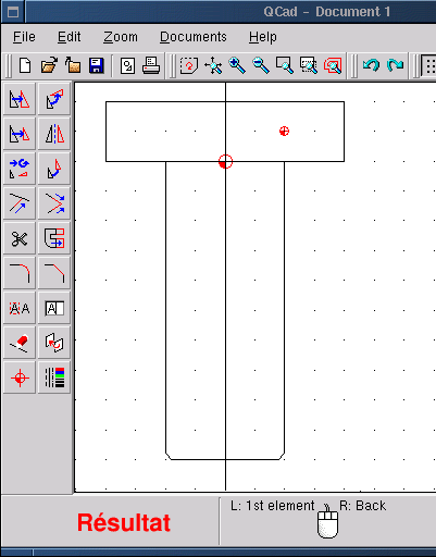 Techdrawing Qcad Technical Drawing With Linux