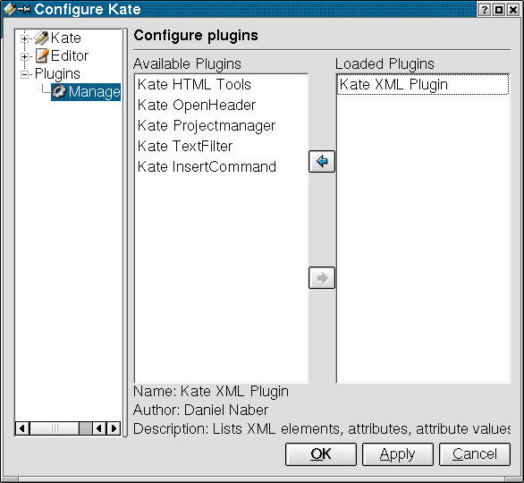 [Kate's plugin manager]